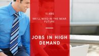 Jobs We'll Need in the Near Future